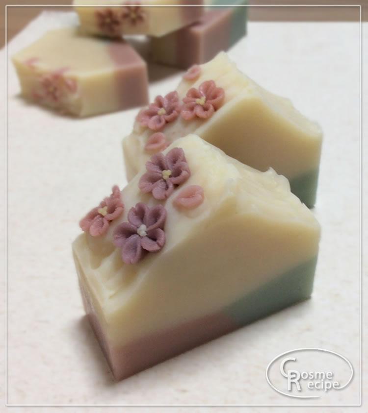 桜コンフェティソープ カット画像